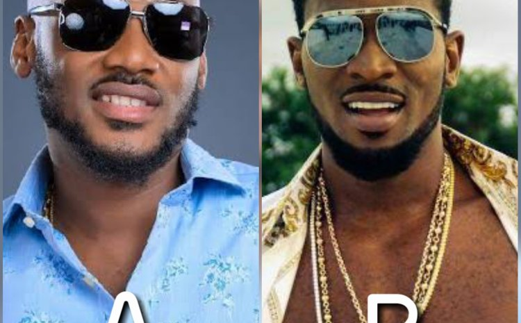 Two Nigerian Artistes Who Were On Top of Their Game In The Past