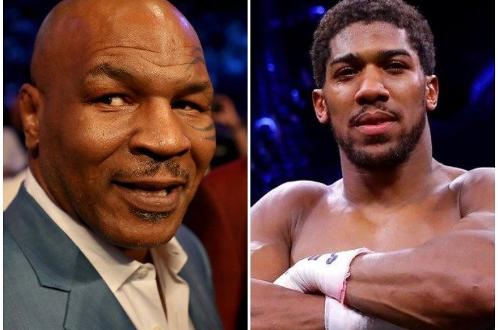 Micheal Tyson Reveals Top Five Boxers,  Anthony Joshua Not In The List
