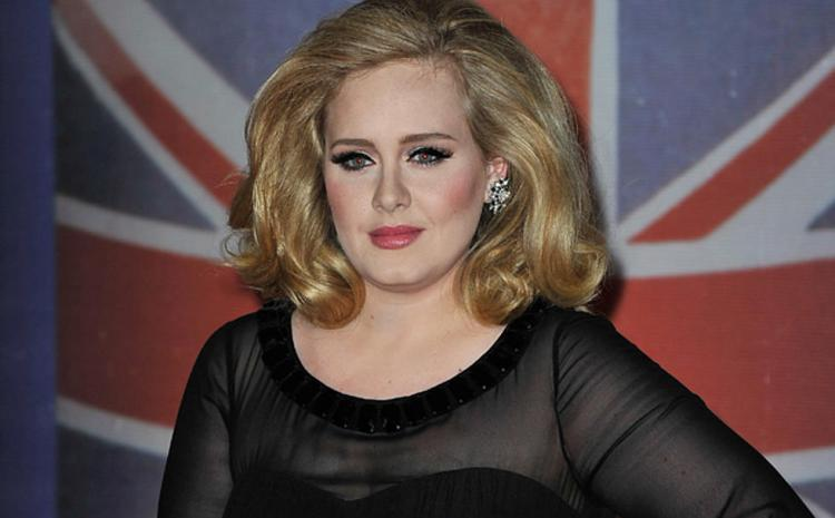 Singer Adele Celebrates Her 32nd Birthday With Her Transformation Photo