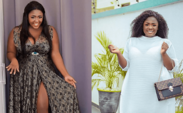 Popular Ghanaian Actress, Tracey Boakye Welcomes Second Child