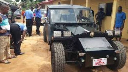 download 1 - See What Gifted Nigerian Engineers Used to Construct Bat-Cell Car (Images)