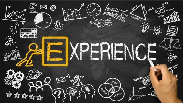 Gain the experience