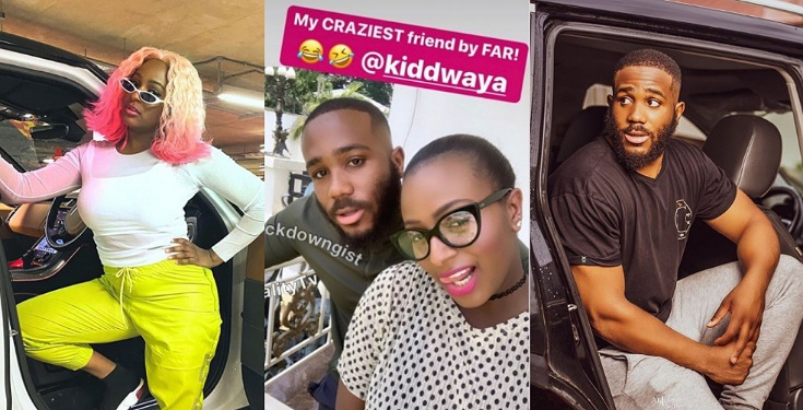 Is This Billionaire Daughter Jealous of Erica Because of Kiddwaya