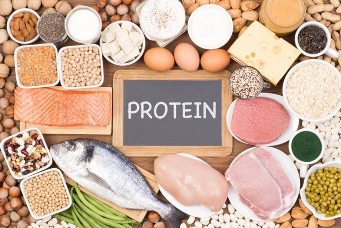 How To Create A Well Balanced Diet With Nigerian Food - protein