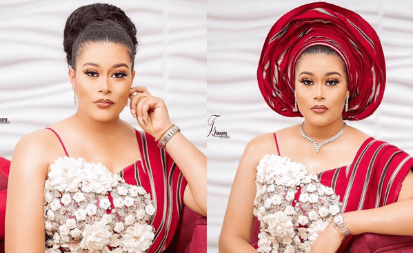 Meet Female Celebrities Who Are Single Mothers In Nigeria (Photos) - Adunni Ade