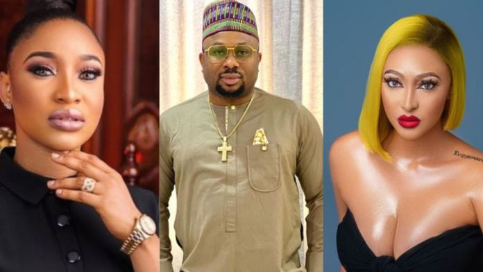 Is Tonto Dikeh's Ex-Husband, Olakunle Churchill Now Married to Rosaline Meurer ? See What We Know