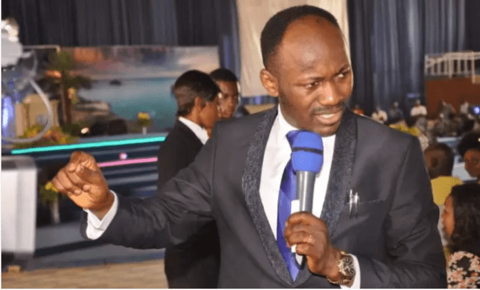 5 Times Apostle Suleman Has Made The News For The Wrong Reasons