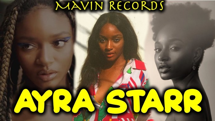 7 Things To Know About Mavin Record's New Signee, Arya Starr