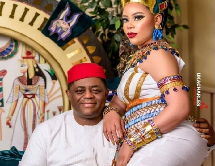 I'm Coming for You: Femi Fani-kayode's Ex-Wife, Precious Declares War On Politician Over His Children