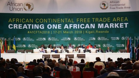 African Continental Free Trade Agreement