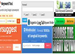Long Tail Keywords tools to Supercharge your Business Site