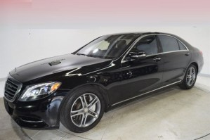 2016 Mercedes Benz S550 Turbo Charged 4.7 Litre V8