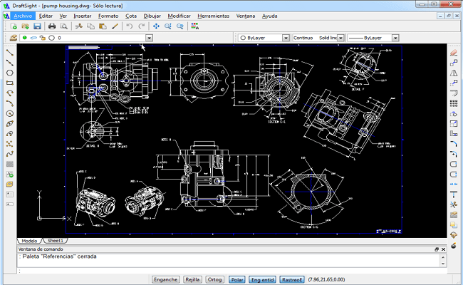 Computer Aided Design Software