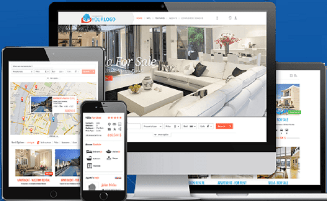 WordPress real estate plugin