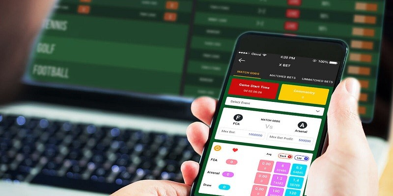 Online Sports Betting Mobile Apps