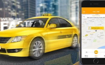 Online Cab Booking Mobile
