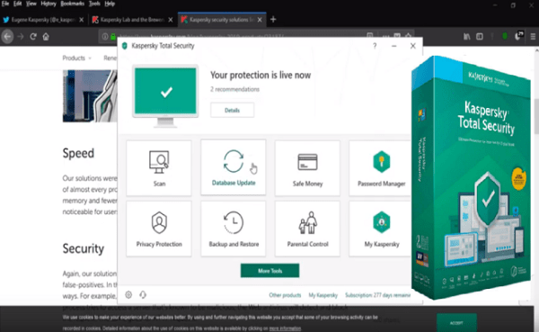 Kaspersky Total Security Protection for Multiple Devices