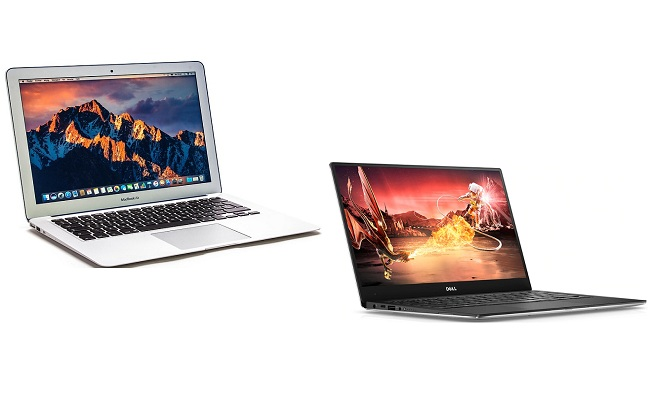 Apple MacBook Air and Dell XPS 13 Full HD Laptops Review 1