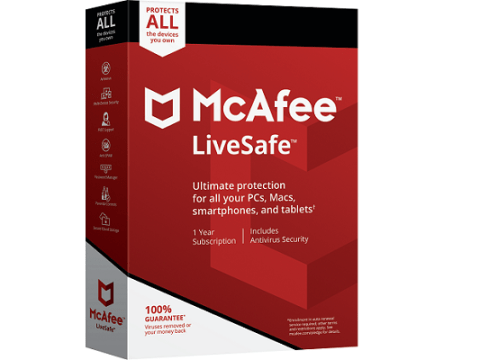 McAfee Livesafe Security