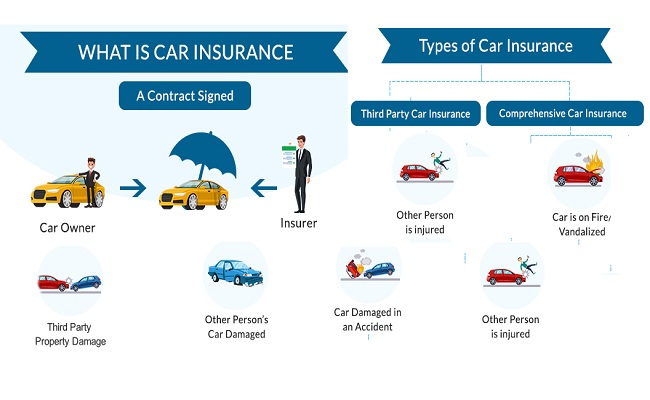 7 Motor Vehicle Insurance Types: Which One Do You Want?