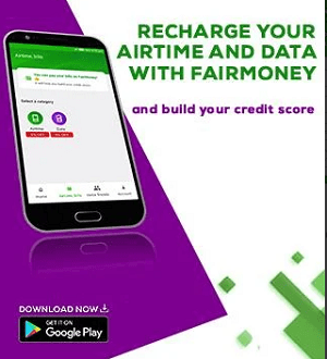 FairMoney Instant loan app bill payment - Instant Personal Loan Online for Nigerians without Collateral