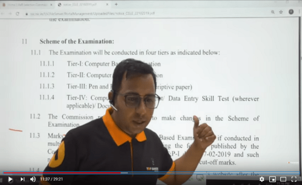 How Online Coaching helps in Clearing the SSC CGL Exam