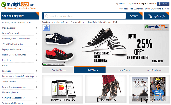 How to optimize Online Shopping Sites for Search Engines