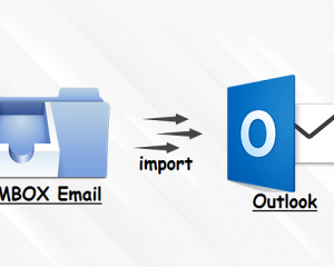 MBOX file to Outlook