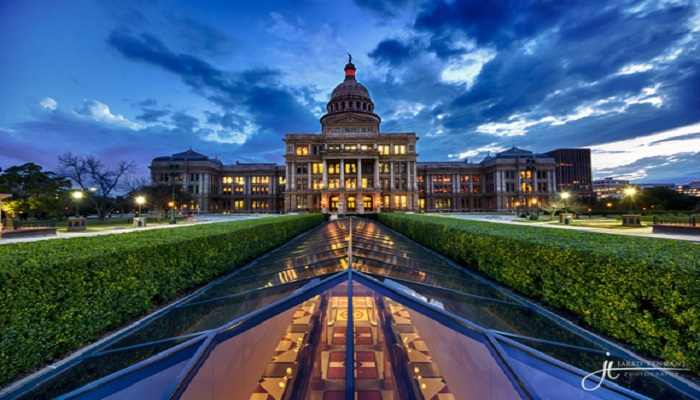 Austin State Capitol and Visitors Center