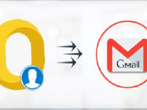 OLM Contacts to Gmail