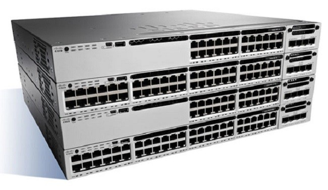 IP Routing on the Cisco Catalyst 3850 Series Switch