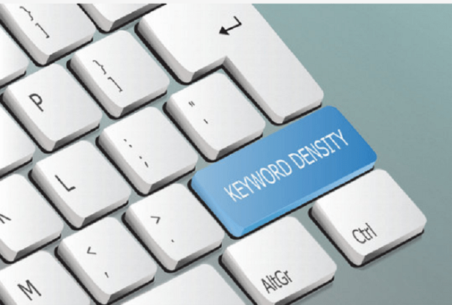 Why Keywords Density Is Important for SEO