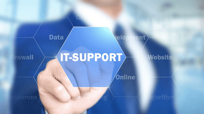 Why Commercial Businesses Needs IT Support