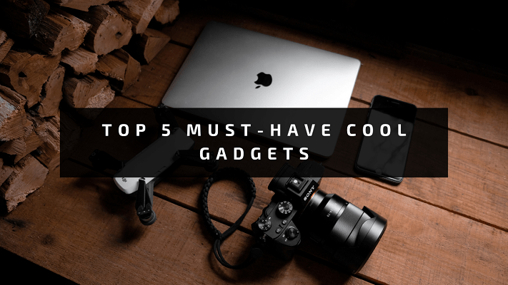 Top 5 Must-Have Cool Gadgets for Mobile Phones