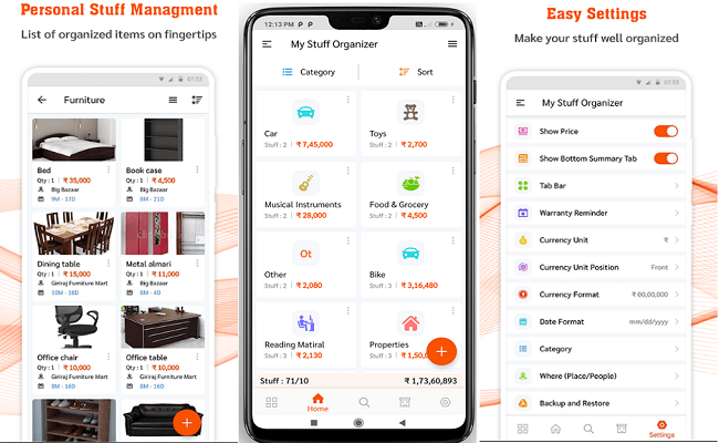 Best Inventory App to Track Your Stuff While Travelling