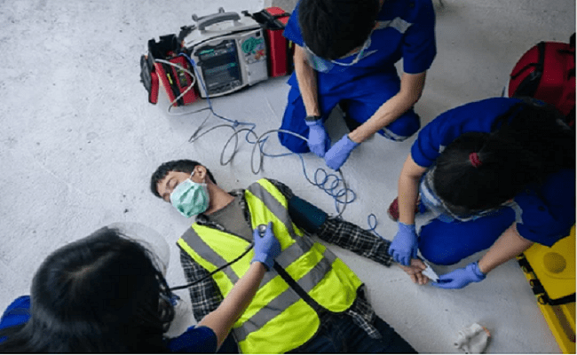 Automated External Defibrillator Benefits for First Aid