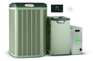 new ac and heating system