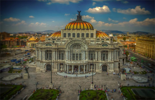 Viajes a México Taxco y Acapulco