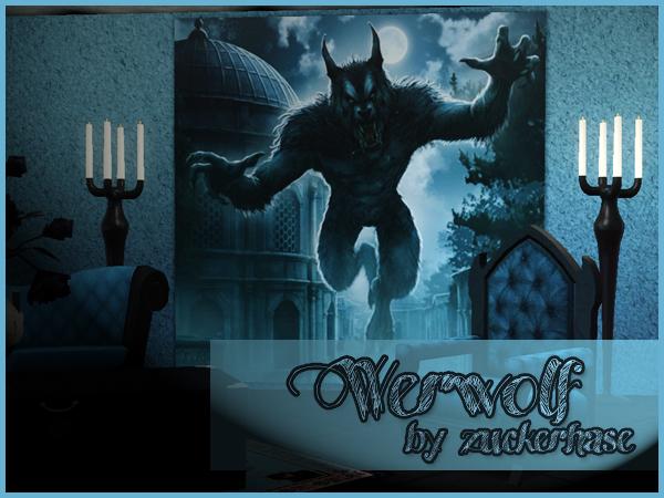 Werwolfbild