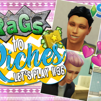 Die Sims 4  RAGS TO RICHES | Let's Play #36 - Die Qual der Wahl!
