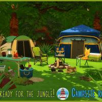 Raum: Campsite