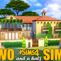 Two and a half Sims House ( Trailer)