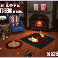 UK LOVE - Pets Beds
