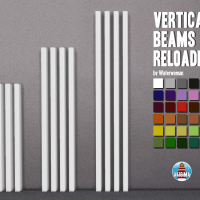 Vertical Beams Reloaded
