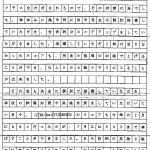 TOEIC Bridge・G TEC共スコアアップ、英検2級英作文満点