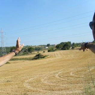 Land Survey in Spain