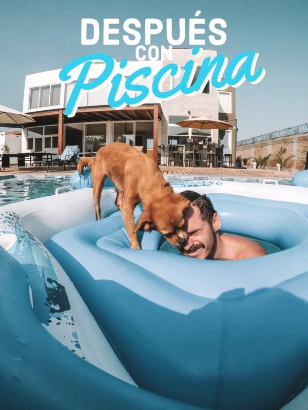 Preset Piscina - Después