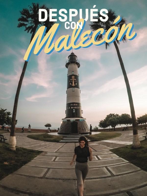 Preset Malecón - Después