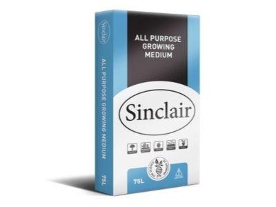 Sinclair All Purpose Growing Medium 75ltr - AK Kin Garden Supplies