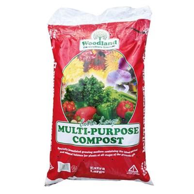 Woodland Horticultural Multipurpose Compost 60ltr | AK Kin Garden Supplies